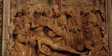Capilla de Mondragón, Catedral de Santiago de Compostela, La Cor