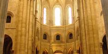 Cabecera románica, Catedral de Santo Domingo de la Calzada