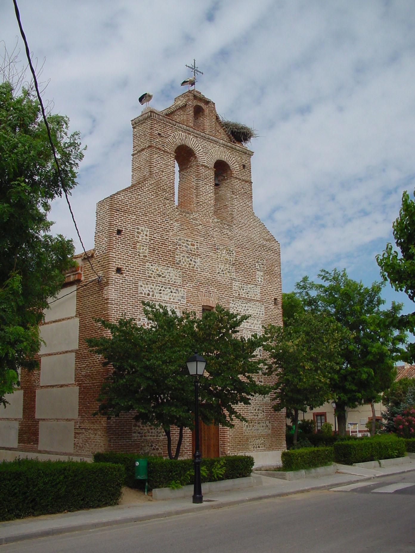 Iglesia en Fresno del Torote