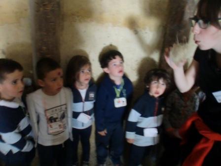 Infantil 4 años en Arqueopinto 2ª parte 23