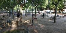 La pandemia en los parques infantiles2 3