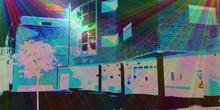 """Imagen digital """"La luz"""" 3"""
