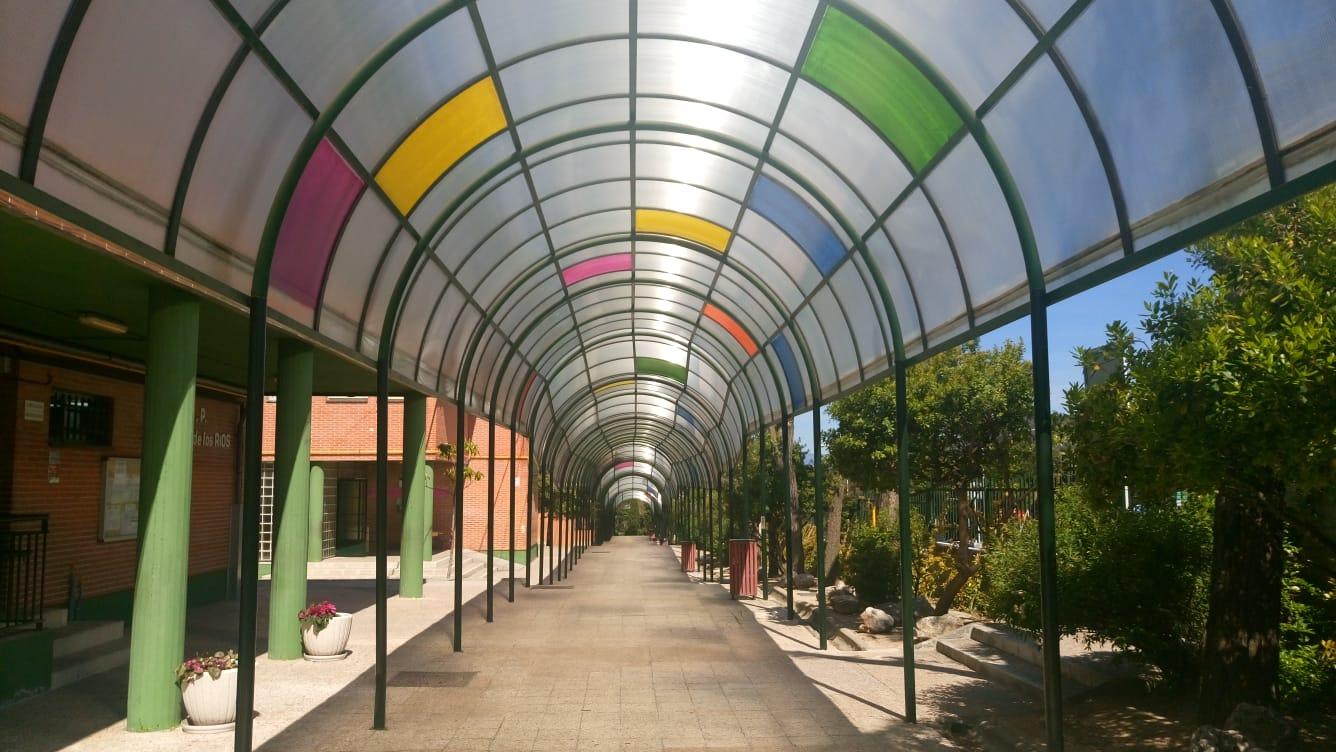 CEIP Fernando de los Ríos_Instalaciones_Patios_2018-2019 7
