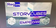 "JUEGO EDUCATIVO DIGITAL ""STORY CUBES"""