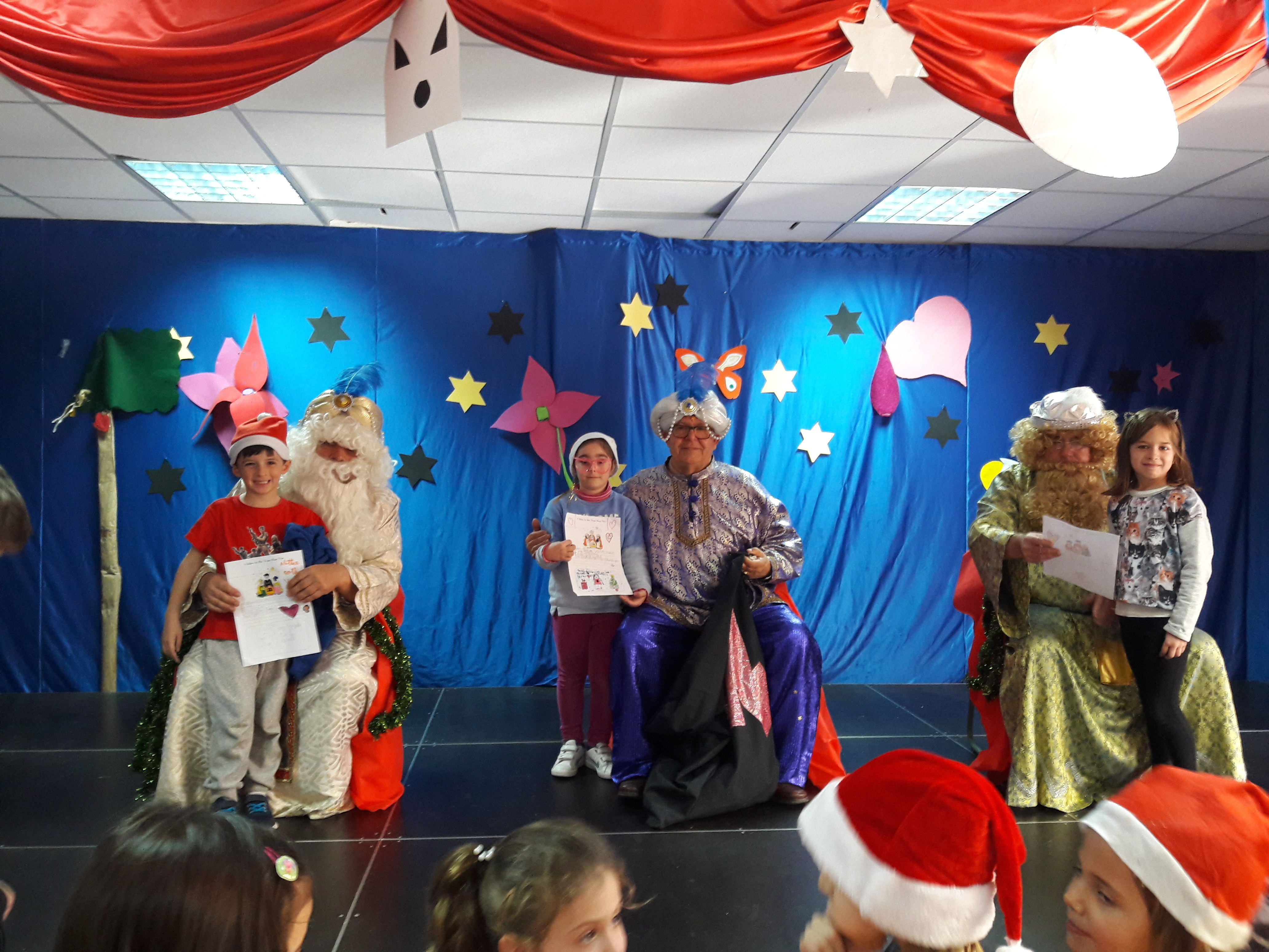 The Three Wise Men come to School 7