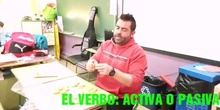 Activa o pasiva