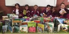 INFANTIL - 3-4 AÑOS A - DIA DEL LIBRO - ACTIVIDAD