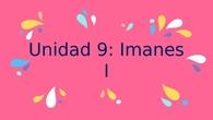 Imanes I
