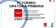 Torneo de Oratoria en Primaria Comunidad de Madrid - Entrega de premios