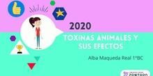 Toxinas animales