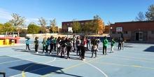 Proyecto LOVA 4ºB. Taller danza 2