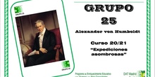GRUPO 25_ Alexander Von Humboldt