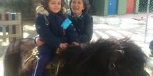 GRANJA ESCUELA INFANTIL 4 años 2015