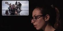 Refugiados 2018 Cartas a Yusra Alba Marchal, Noelia Cañadas
