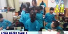 Adiós profesora Ángela