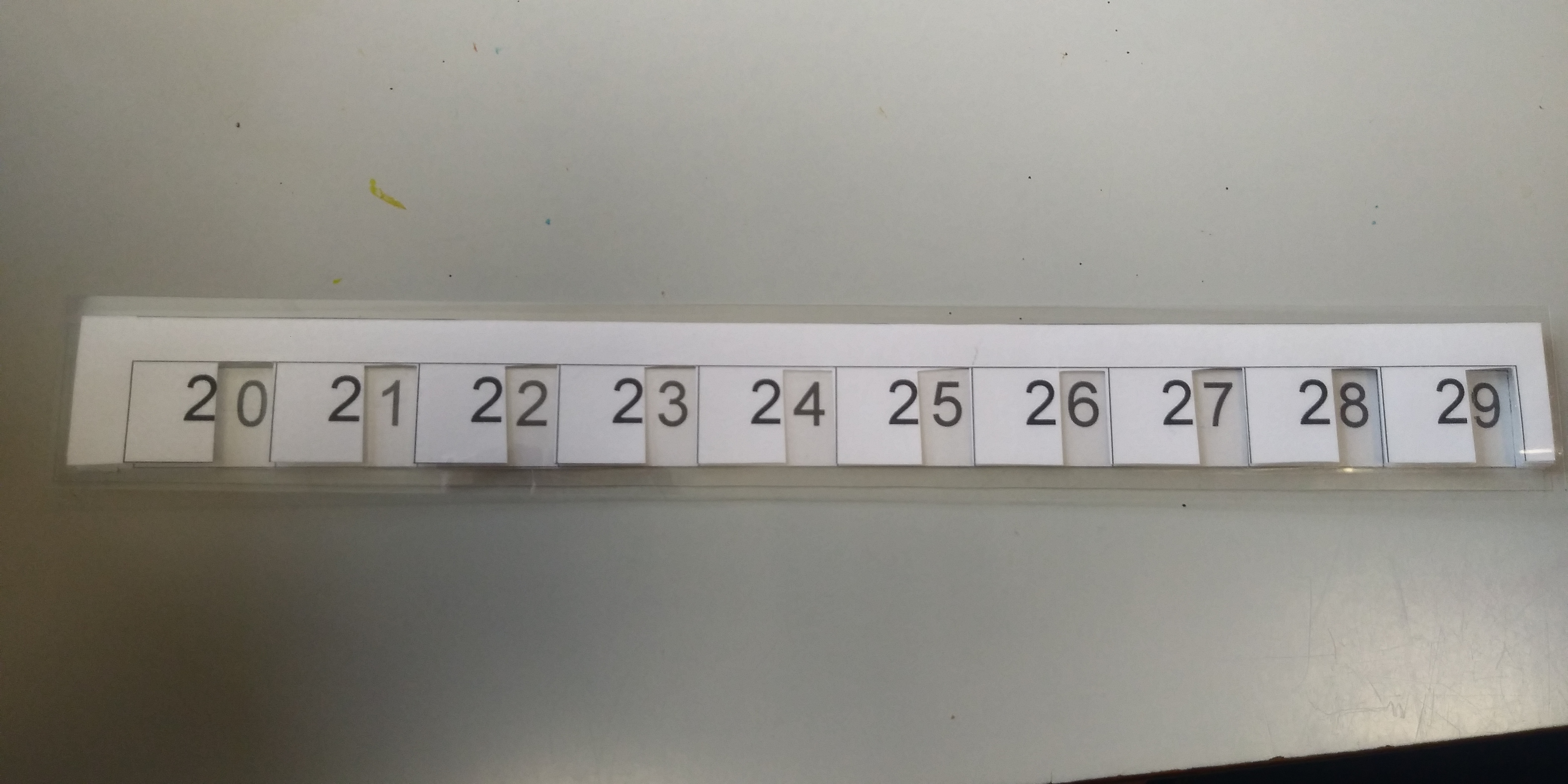 mas rectas numéricas 3
