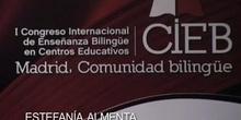 Mesa de comunicación: Formación de docentes para la Educación Bilingüe en Europa: una revisión