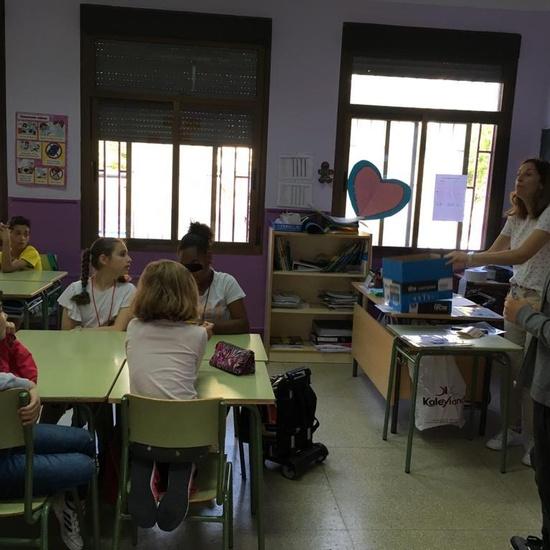 Jornadas Culturales 18-19. Talleres Berceo I A . 3º - 6º 22