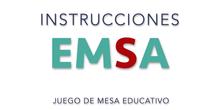 INSTRUCCIONES -EMSA  (juego educativo)