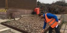 Visita a planta de compostaje de Migas 13_02_20