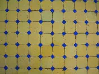Baldosines cuadrados