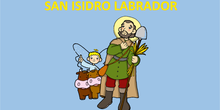 VIDA DE SAN ISIDRO EN PICTOGRAMAS