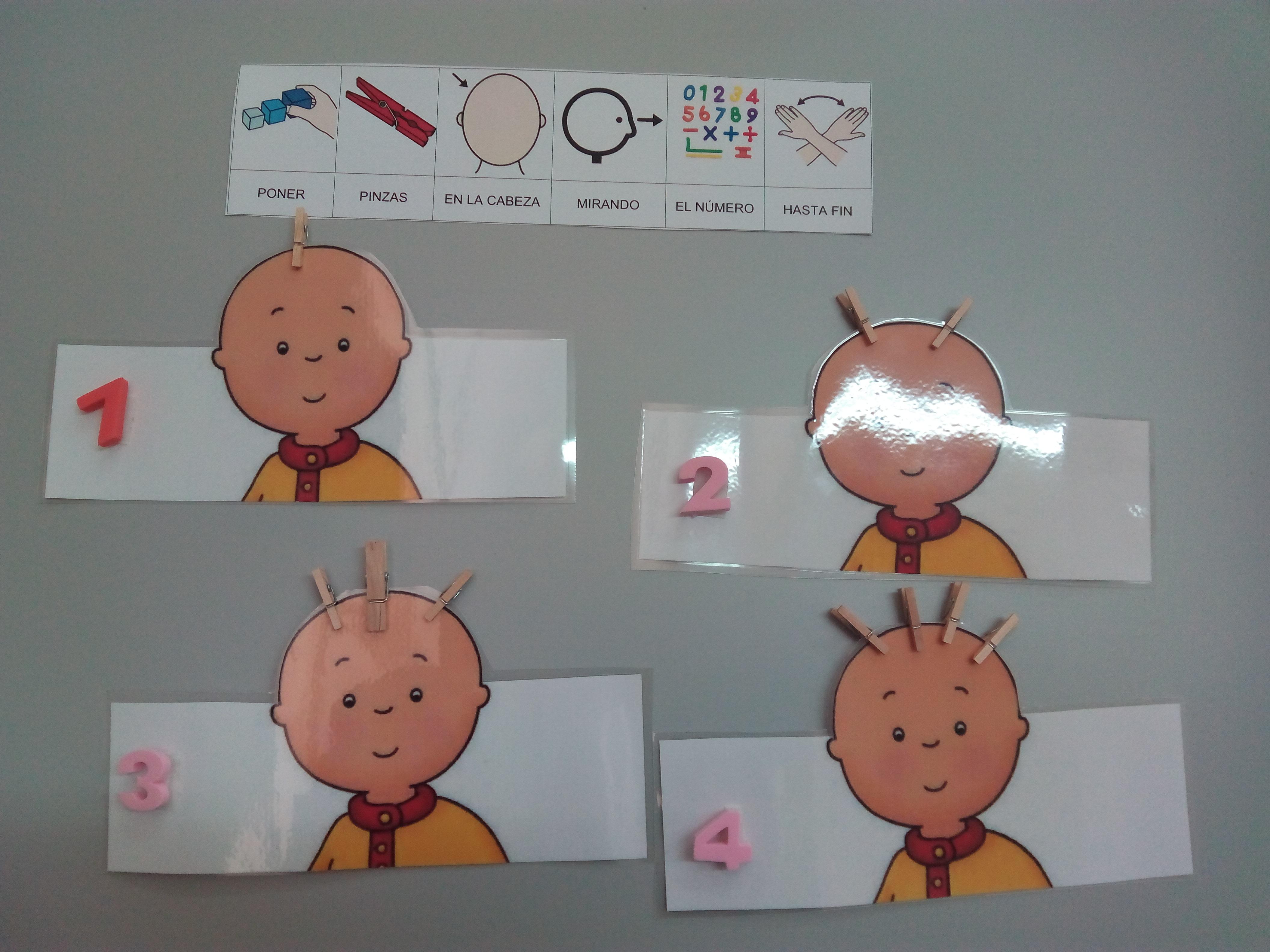 Seminario:material manipulativo para infantil y primaria adaptado a alumnos con T.E.A. 53