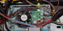 Impresora 3D Prusa i3: placa de contro