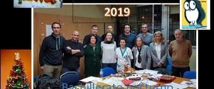 VILLANCICO 2019 IES M J LARRA BACH NOCTURNO