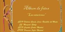 Álbum de fotos. ADOPTAR 2009-10 LAS ESTACIONES