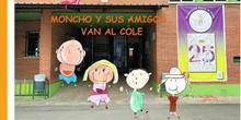 """Concurso """"Buscado amigos a Moncho"""""""