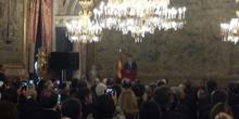 Acto solemne con motivo de la concesión de nacionalidad española a los sefardíes originarios de España