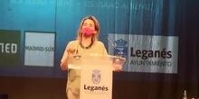 I Liga de Debate Escolar de Leganés - Vicepresidenta cuarta del gobierno - discurso