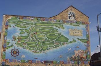 Mapa de Portsmouth