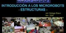 Seminario de introducción a la Microbótica - Diseño de estructuras para robots móviles
