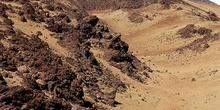Formaciones volcánicas en Canarias