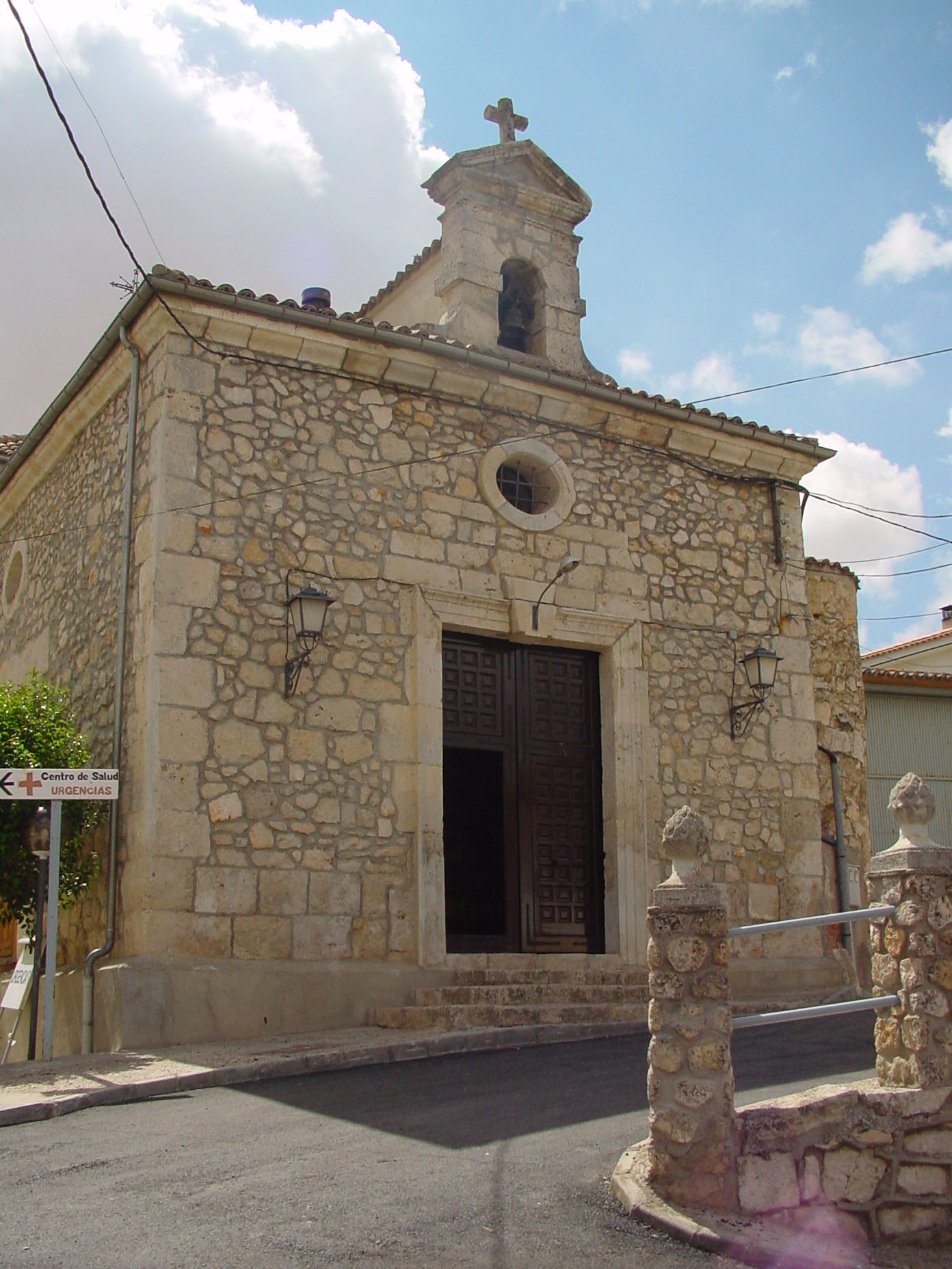 Iglesia en Campo Real