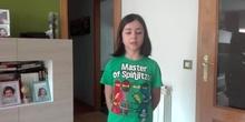 Sara C 3ºB