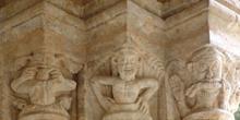 Capiteles de la Catedral de Ciudad Rodrigo, Salamanca, Castilla