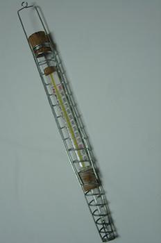 Termómetro de malla metálica para caramelo