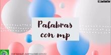 TARJETAS MP Y MB