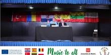 Presentación proyecto Erasmus+ Music to all