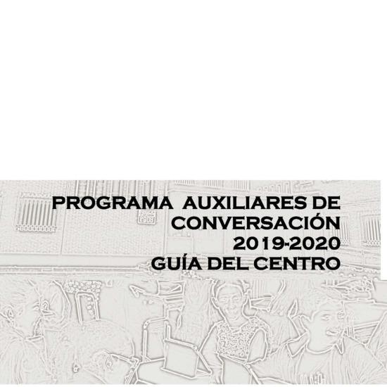Programa auxiliares