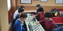 2º Torneo Ajedrez Intercentros Satafi 10