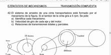 1º BCH - TI. Tren de engranajes y poleas + polea + ascensor.