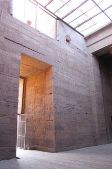Interior, Philae, Egipto