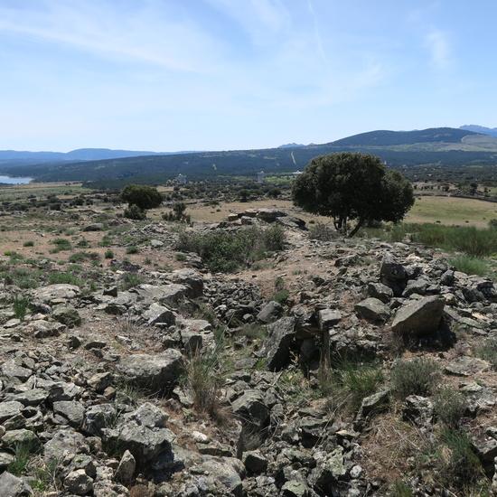 Fortificaciones de la Guerra Civil en Piñuecar-Gandullas (Frente Nacional) 17