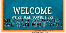 IN21 WELCOMING PLAN FOR NEW TEACHERS AT ELEMENTARY SCHOOLS