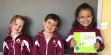 INFANTIL 5AÑOSA- POR CUATRO ESQUINITAS DE NADA-MARCO, AITANA Y ELIZABETH- ANIMACIÓN A LA LECTURA