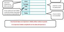 INGLÉS CORRECCIÓN PAG. 43 Y 49 5º